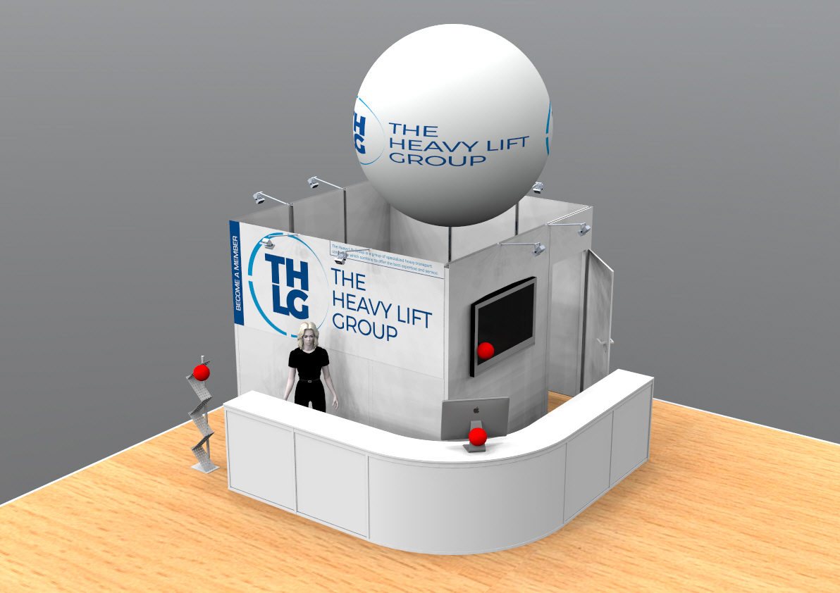 Interactive Image The Heavy Lift Group